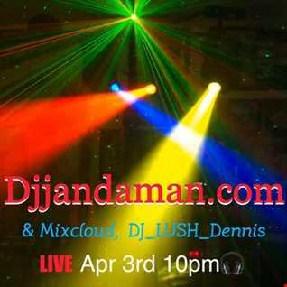 Saturday Night Classic Dance Party @224  4 3 21