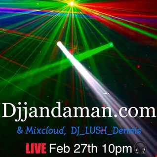 Saturday Night Classic Dance Party  2/27/21