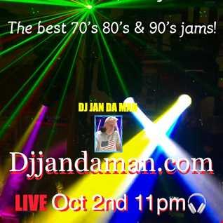 Saturday Night Classic Dance Party (NU Disco Edition)