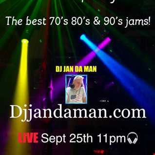 Saturday Night Classic Dance Party Freestyle Edition