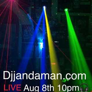 Saturday night Classic Dance party 8/8/20
