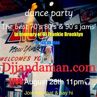 Special edition   Saturday Night Classic Dance Party