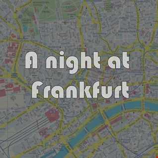 Ian Barras-A night at Frankfurt