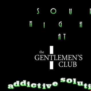 Soul Night at the Gentlemen's Club