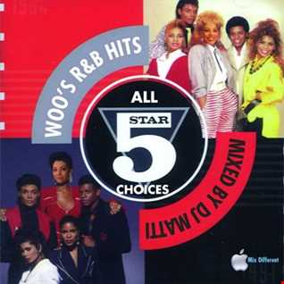 Woo's R&B Hits - All 5-Star Choices