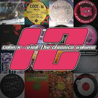 Colin H - Visit The Classics 12 (Classic Hard Trance) 150-160BPM