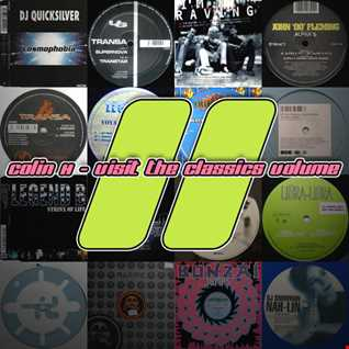 Colin H - Visit The Classics 11 (Classic 90's Trance/Hard Trance)