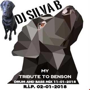DJ SILVA B   MY TRIBUTE TO BENSON 11 01 2018