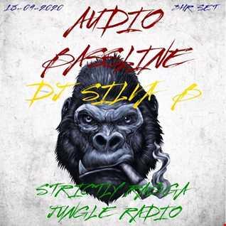 DJ SILVA B LIVE SRJR 3 HOUR SET   AUDIO BASSLINE 18 09 2020
