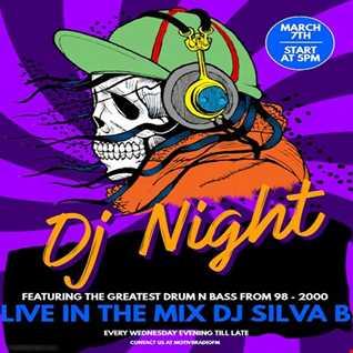 DJ SILVA B   DJ NIGHT FEATURING THE GREATEST DRUM N BASS FROM 98   2000