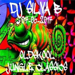 DJ SILVA B   OLDKOOL JUNGLE CLASSICS 07 06 2017
