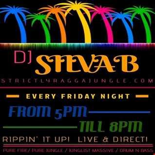 DJ SILVA B   SATURDAY NIGHT LIVE ON STRICTLYRAGGAJUNGLE.COM 06 07 2019