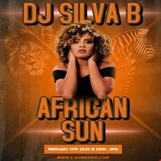 AFRICAN SUN   DNB JUNGLE MIX SHOW F KONRADIO 13 02 2020 DJ SILVA B