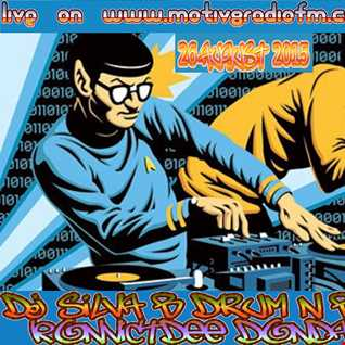 DRUM N BASS FT KONVICTDEE DONDAPPA MC WWW.MOTIV8RADIOFM.CO.UK 90.4FM 26 08 2015