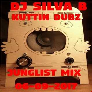 DJ SILVA B    KUTTIN DUBZ JUNGLIST MIX 06 09 2017.