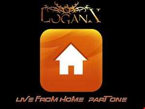 LoganX   Live From Home!! Part 1