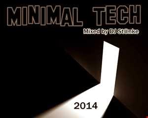 DJ St@nke mix821 MINIMAL TECH 2014