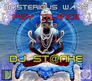 DJ St@nke mix723 MYSTERIOUS WAYS vol.2