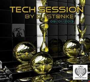 DJ St@nke mix714 TECH SESSION 09 01 2013