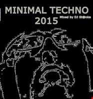 DJ St@nke mix827 MINIMAL TECHNO 2015