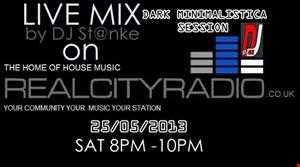 DJ St@nke mix796 Live mix @ Realcityradio