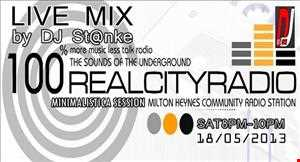 DJ St@nke mix797 Live mix @ Realcityradio