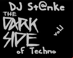 DJ St@nke mix812 THE DARK SIDE OF TECHNO vol.1