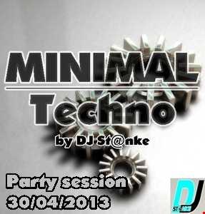 DJ St@nke mix789 MINIMAL TECHNO