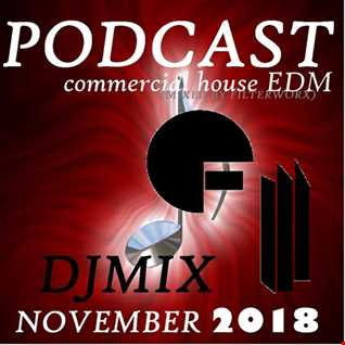 Essential NEW Commercial DJ House Mix November 2018