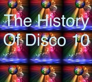 Dj Wayner The History Of Disco Mix 10