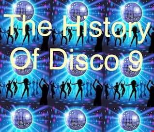 Dj Wayner The History of Disco Mix 9