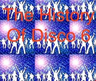 The History of Disco Mix 6