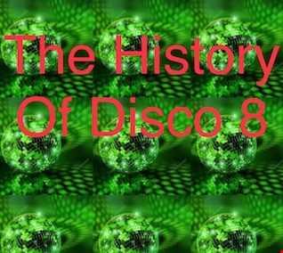 DJ Wayner The History Of Disco Mix 8