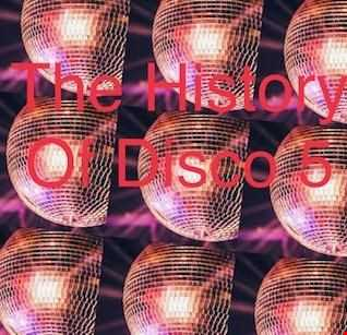 DJ Wayner The History Of Disco Mix 5