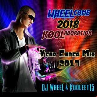 WHEELcome 2018 KOOLaboration