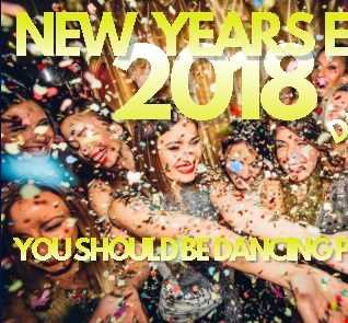 2018 19 Dj Roy NY Eve You Should Be Dancing Party