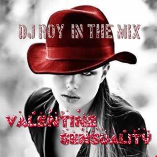 2017 Dj Roy Valentine Sensuality