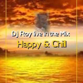 2017 Dj Roy Happy & Chill