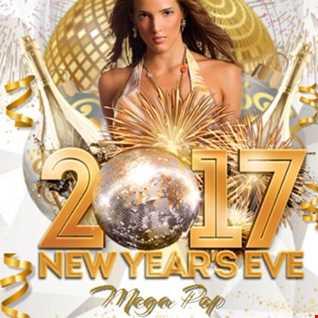 2017 Dj Roy Happy NY '17 Mega Pop Mashup Compilation