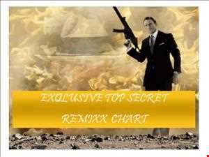 2K13 Dj Roy Exqlusive Top Secret RemiXX Chart