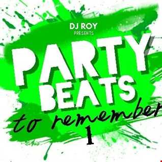 2018 Dj Roy PartyBeats to Remember 1