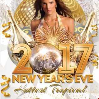 2017 Dj Roy Happy NY '17  part 2 Hottest Tropical Party