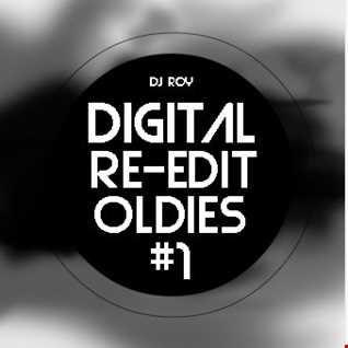 2019 Dj Roy Digital Re Edit Oldies 1