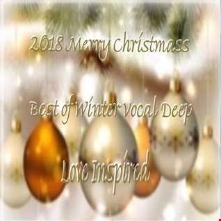2018 Merry Christmass Love Inspired   Best of Winter Vocal Deep