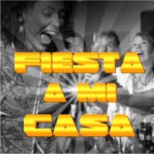 2016 Dj Roy Fiesta a mi Casa