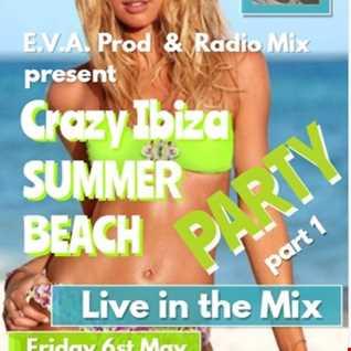 2016 Dj Roy Crazy Ibiza Summer Beach Party
