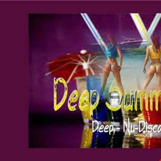 2016 Dj Roy Deep Summer Desire