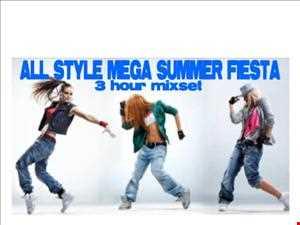 2K13 Dj Roy 3 Hour All Style MEGA SUMMER FIESTA