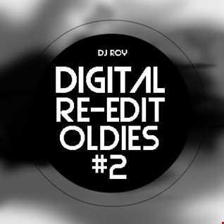 2019 Dj Roy Digital Re Edit Oldies 2