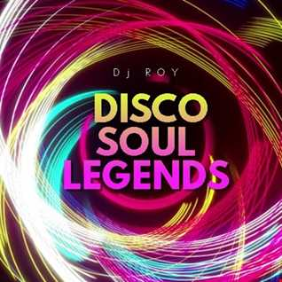 2019 Dj Roy Disco Soul Legends